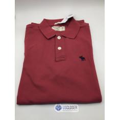 Camisa Polo Abercrombie & Fitch - Tam: M e XXG
