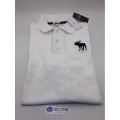 Camisa Polo Abercrombie & Fitch - Tam: M, G e GG