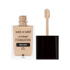 Base 30 ml- Wet'n'Wild (Cor: Nude Ivory)