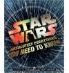 Star Wars: absolutamente tudo que você precisa saber (Capa dura)