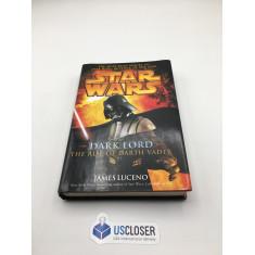 Livro: Dark Lord - Star Wars (USADO)