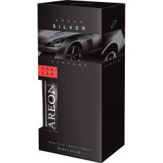 Perfume de ambientador para carros Silver - Areon