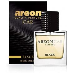 Colônia Ambientador para carros 50ml Black - AREON