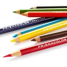 Kit para colorir com lápis macios - Prismacolor 21 peças (Embalagem Amassada)