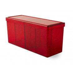 Caixa de Quatro Compartimentos Rubi - Game Nerdz Escudo do Dragão