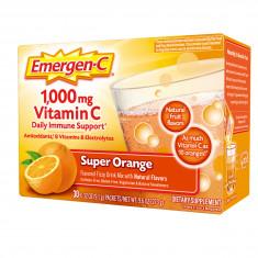 Emergen-C Vitamina C Super Orange - Suplemento Diário 273g
