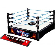 Superstar Ring Live e Royal Rumble