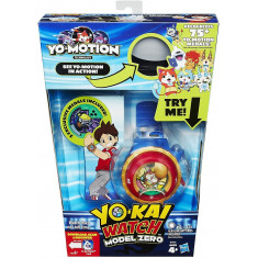 Relógio yo-kai modelo zero - Yo-Motion (Caixa Amassada)