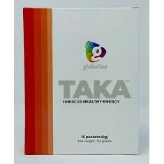 Suplemento ''Hibiscus Healthy Energy Taka'' - Globallee