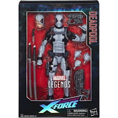 Marvel Legends Series 12-inch Deadpool (Branco) Figure