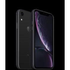 iPhone XR - 64gb - Black - Seminovo - GRADE B