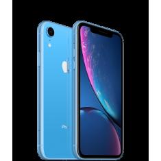 iPhone XR - 64gb - Blue - Seminovo - GRADE A - VITRINE