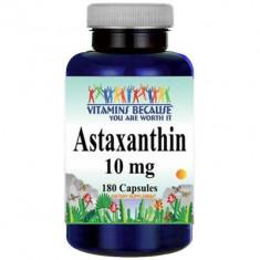 ''Astaxantina 10 mg - VAL: Feb/2024