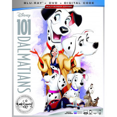 101 Dalmatas - [Blu-ray]