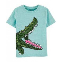 Camiseta Infantil Tam: 24 Meses - Carter's ( Estilo: 6210)