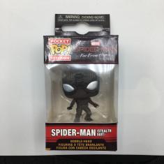 Funko Pocket Pop! - Homem - Aranha (Uniforme Preto)