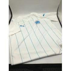 Camiseta Infantil (OLYMPIQUE MARSEILLE) - Puma Tam: G