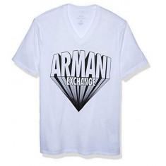 Camiseta Masculina - Armani Exchange Tam: M