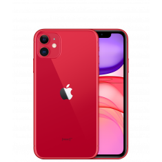 iPhone 11 - 64 gb - Red - Refurbished - GRADE A