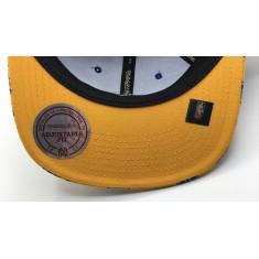 Boné Golden State Warriors - Nostalgia Co. Mitchell&Ness (Regulável)