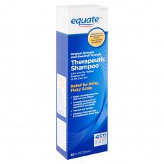 Shampoo Terapêutico Anti-caspa - Equate (Val: Dez/22)