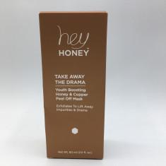Máscara esfoliante - Hey Honey
