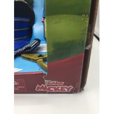 Brinquedo Mickey Maquinista - Disney 14 Peças (Embalagem danificada)