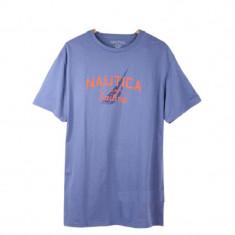 Camiseta Masc. - Náutica (Tam. XXG) Azul