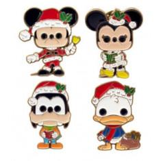 Kit Broches Mickey & Seus Amigos