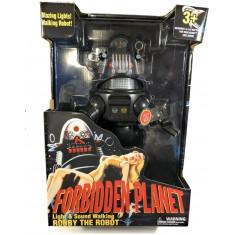 Robo de O Planeta Proibido