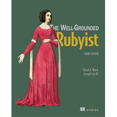 Livro ''The Well-Grounded Rubyist'' (3rd Edition)