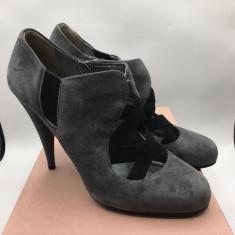 Sapato Fem. Miu Miu (Tam: 36 BR) - Novo