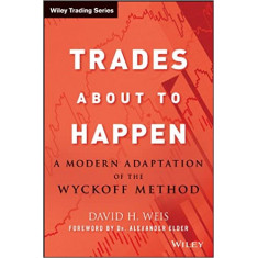 """Livro ''Trades About to Happen"""" (1st Edition)"""