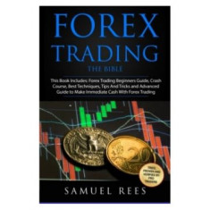 """Livro ''Forex Trading: THE BIBLE"""""""