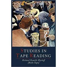 "Livro ''Studies in Tape Reading"""