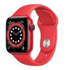 Apple Watch Series 6 GPS - 40mm - Red Case - Novo/Lacrado