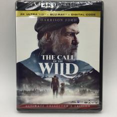 O chamado da Floresta (em Inglês) - Blu-Ray