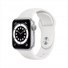 Apple Watch Series 6 GPS - 40mm - Silver Case - Novo/Lacrado