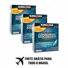 3 caixas Minoxidil - FRETE GRÁTIS