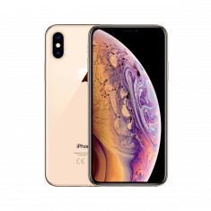 iPhone XS Max - 256 gb - Gold - Seminovo - GRADE B