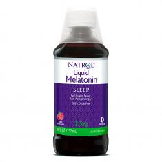 Melatonina líquida 2.5 mg  - Natrol