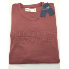 Camiseta Abercrombie & Fitch - Tam: P,M,G