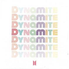 CD BTS - Dynamite - Edição Limitada