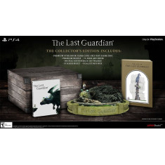 Caixa Colecionável - O Último Guardião (Playstation 4)