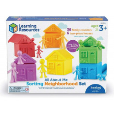 Kit de Brincar  ''All About Me'' - Learning Resources