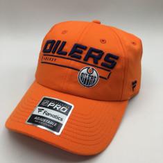 Boné OILERS Hockey - NHL