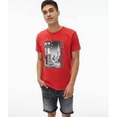 Camiseta Masc. Aeropostale (Estilo: 8517) - Tam: M