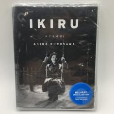 Filme Blu-Ray IKIRU