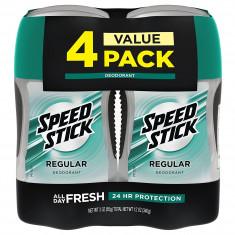 Desodorante Masculino - Speed Stick ( Kit C/ 4 )
