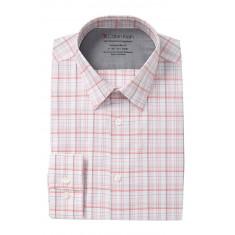 Camisa Social Calvin Klein  - Tam: G / 34/35 US (Slim Fit)